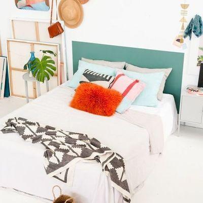8 camere da letto freschissime per affrontare il caldo
