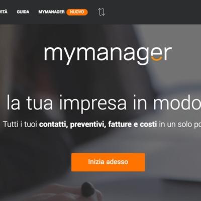 MyManager: come gestire i contatti