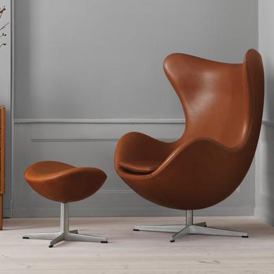 Icone di design: la poltrona Egg di Arne Jacobsen