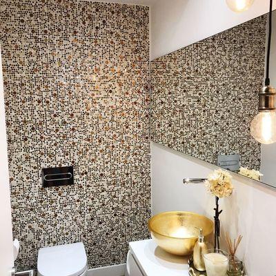 4 segreti per illuminare un bagno cieco
