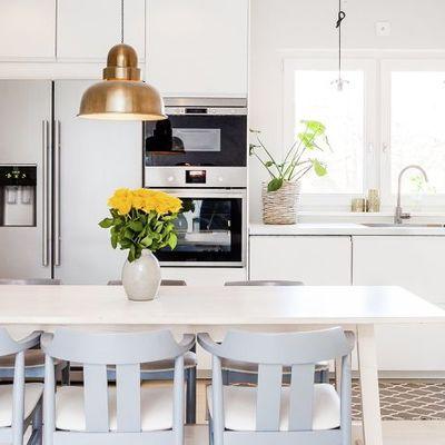 6 segreti per essere felici in cucina