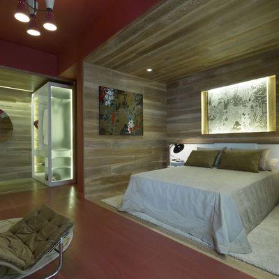 5 idee per ingrandire le stanze con la pittura