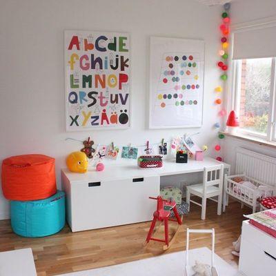 Come tenere in ordine la cameretta dei bambini