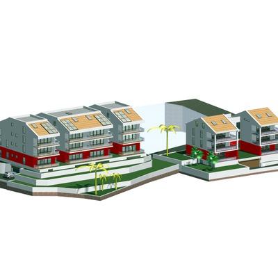 Progetto per realizzazione Complesso turistico residenziale