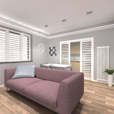 Creazione di due unità immobiliari a Agliana