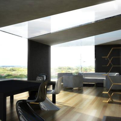 Arch. Alberto Giovagnoni :: Concept per un edificio residenziale