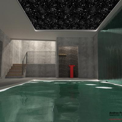 Progetto di una piscina interna