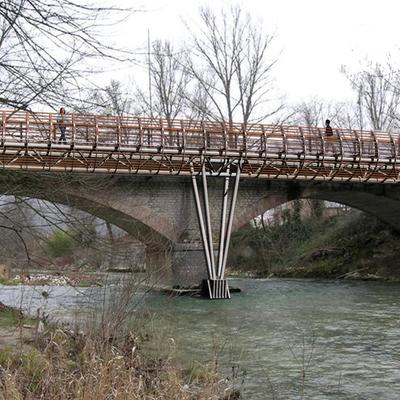 Progettazione ponte Genga