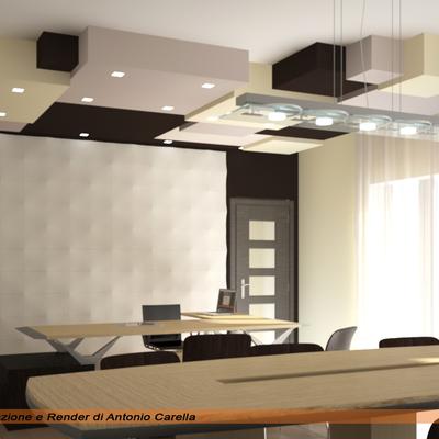 Progettazione ufficio di consulenza