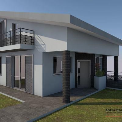 Progetto di completamento di un immobile in costruzione