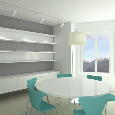 progetto Appartamento Duplex