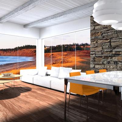 Progetto di Arredo e Interior Design Depandance