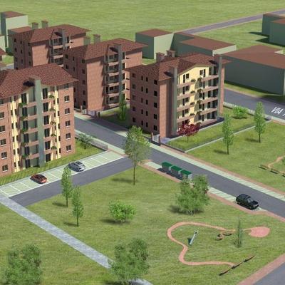 Progetto Complesso Immobiliare