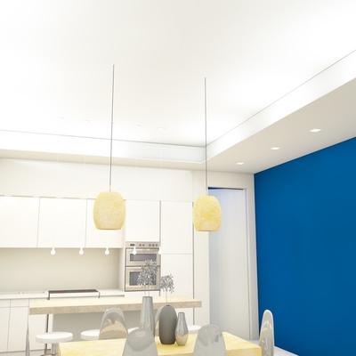 rendering open space