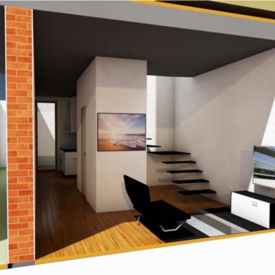 Progetto ristrutturazione abitazione privata