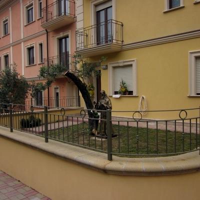Progetto Realizzazione Residence Rosita