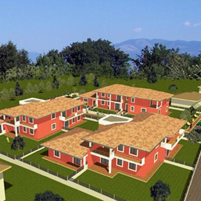 Progetto Costruzione Residence Sole