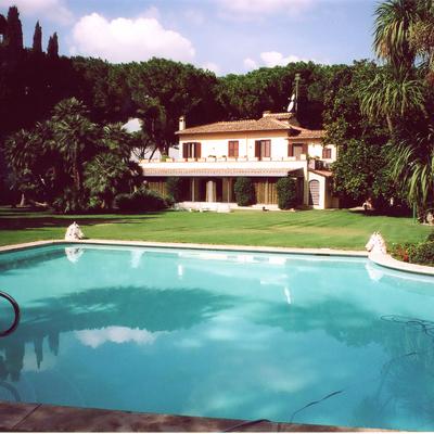 Ristrutturazione Villa Roma
