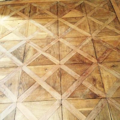 Progetto restauro vecchio pavimento d'epoca a Vicenza (VI)