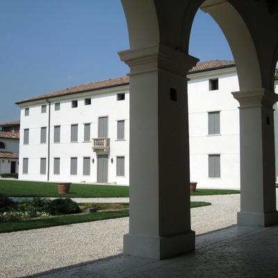 Progetto restauro villa Antica