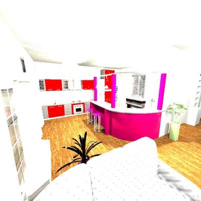 progetto restyling appartamento privato