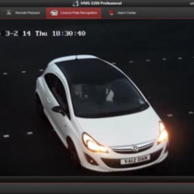 Apertura Cancelli in automatico tramite lettura della targa del veicolo