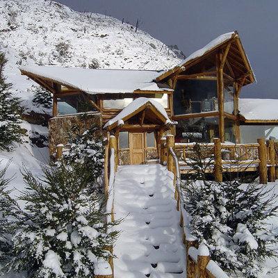 Idee di case in legno per ispirarti habitissimo for Case in legno svantaggi
