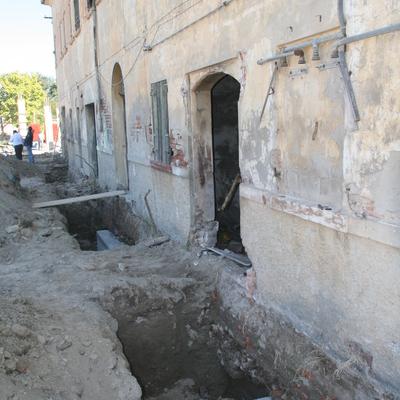 Progetto ristrutturazione vecchia locanda con camere