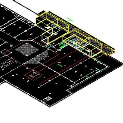 Progetto di Riqualificazione e ampliamento