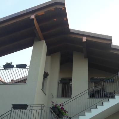 Risanamento Villetta unifamiliare con recupero sottotetto