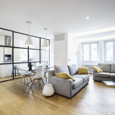 80 m² in urban style nel cuore della Roma bene