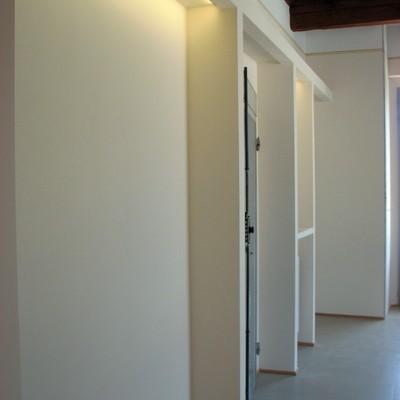 ristrutturazione appartamento SANSEDONI SIENA spa