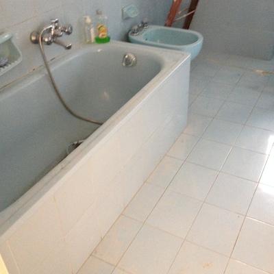 Progetto ristrutturazione integrale bagno a Carignano (TO)
