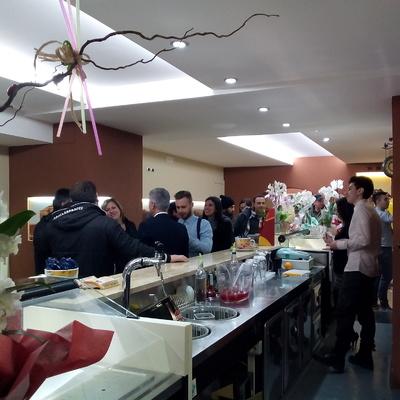 Ristrutturazione bar caffetteria