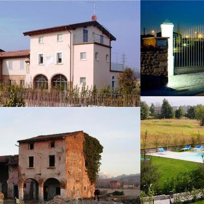 Ristrutturazione antico cascinale Brescia