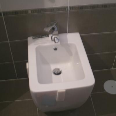 Progetto ristrutturazione completa del bagno a Roma