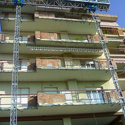 Ristrutturazione edificio condominiale