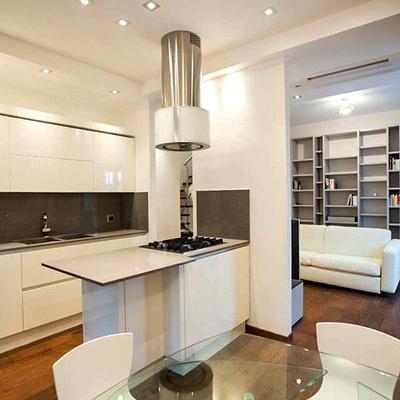 Ristrutturazione cucina/salone