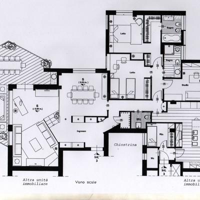 Progetto per Ristrutturazione di un appartamento