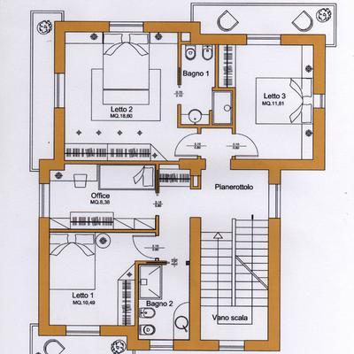 Progetto per Ristrutturazione di una villa