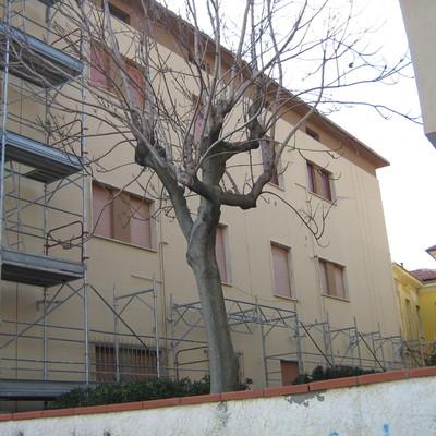 Ristrutturazione edificio in Francavilla al mare