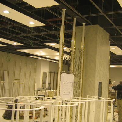 Progetto di Ristrutturazione edilizia ed impiantistica di una unità commerciale presso il Centro commerciale