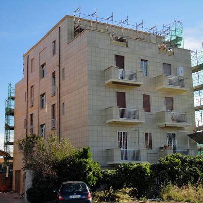 Ristrutturazione esterna facciata (post operam)