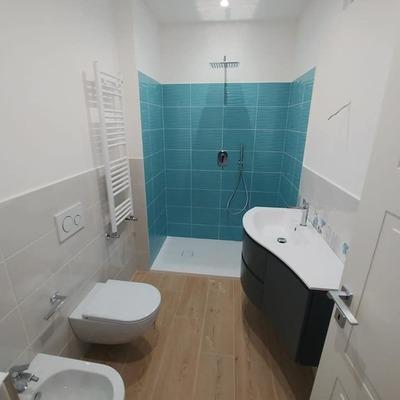 Ristrutturazione Appartamento Roma, Viale Vincenzo Marronaro / Tiziana & Giorgio