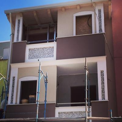 Progetto ristrutturazione palazzina a Barletta (BT)