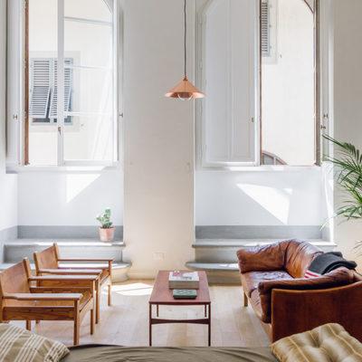 Una casa dall'aspetto moderno nella culla del Rinascimento