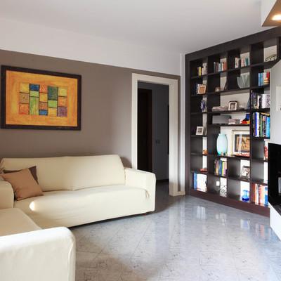 ristrutturazione soggiorno