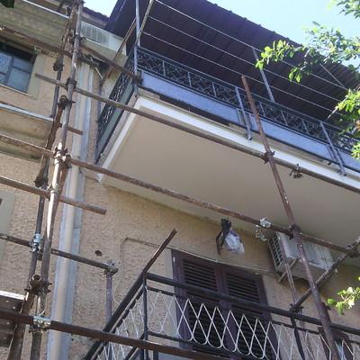 Ristrutturazione appartamento ed esterno