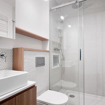 Idee di ristrutturazione bagni per ispirarti habitissimo - Idee bagno rivestimenti ...