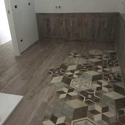 Ristrutturazione pavimento casa a Rivoli